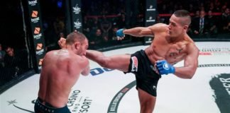 John Salter vs Costello Van Steenis - Bellator MMA
