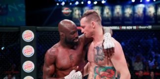 King Mo and Andrew Kapel, Bellator 233