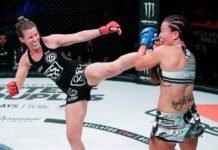 Leslie Smith vs. Arlene Blencowe, Bellator 233