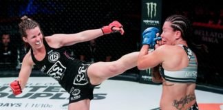 Leslie Smith vs. Arlene Blencowe, Bellator 233