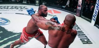 Tyrell Fortune and Azunna Anywanu, Bellator MMA