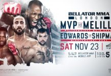 Bellator London 2