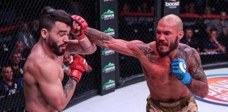 Roger Huerta Bellator MMA
