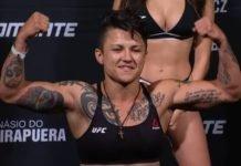 Isabella de Padua UFC