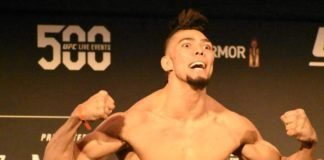 Johnny Walker UFC