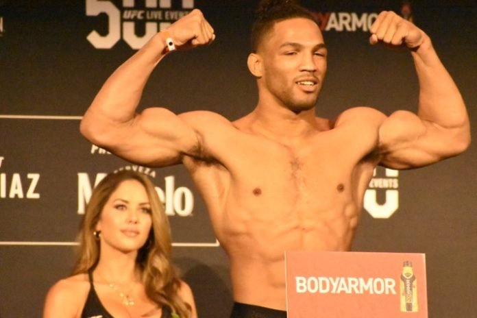 UFC 244 Kevin Lee Ceremonial Weigh-In 10