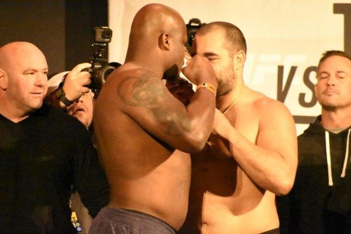 Derrick Lewis vs Blagoy Ivanov UFC 244
