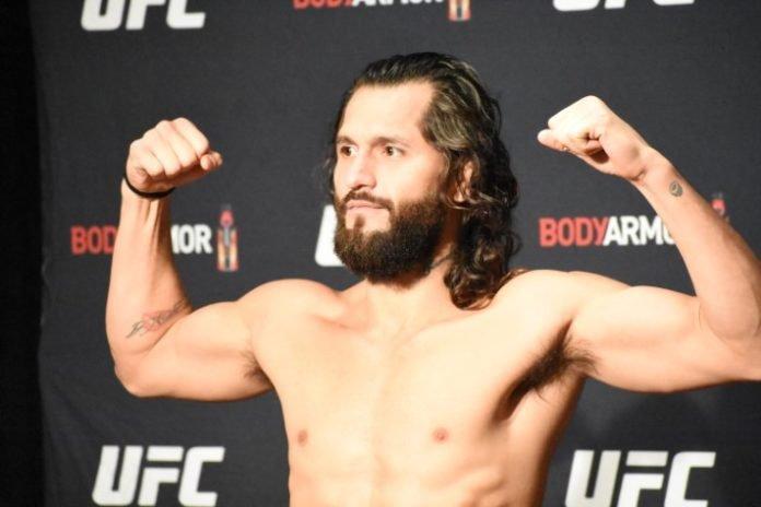 UFC 244 Jorge Masvidal Weigh-In 03