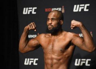 Corey Anderson UFC