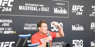 Darren Till UFC 244