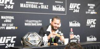 Jorge Masvidal UFC 244