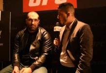 Blagoy Ivanov UFC 244