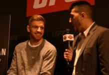 Edmen Shahbazyan UFC 244