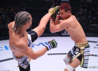 Jon Tuck vs. Ryuichiro Sumimura