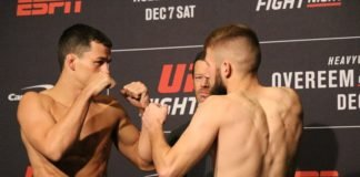 05 UFC DC FaceOff Billy Quarantillo vs. Jacob Kilburn