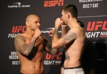 Thiago Alves and Tim Means, UFC DC