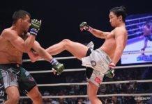 Mikuru Asakura vs. John Teixeira
