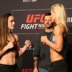 12 UFC DC Faceoff Aspen Ladd vs. Yana Kunitskaya