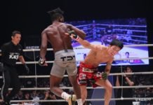 Kai Asakura (right) vs. Manel Kape, RIZIN