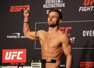 Cody Stamann UFC