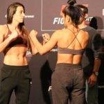 15 UFC DC Faceoff Marina Rodriguez Cynthia Calvillo