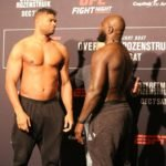 Alistair Overeem and Jairzinho Rozenstruik, UFC DC