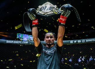 Sam-A Gaiyanghadao, ONE Championship: Mark of Greatness
