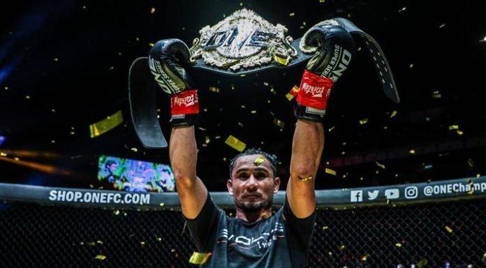 Sam-A Gaiyanghadao, ONE Championship: Mark of Greatness