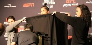Cynthia Calvillo UFC