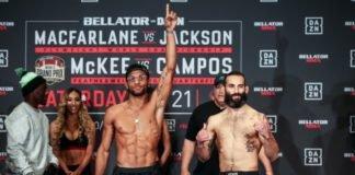 Bellator 236 AJ McKee Derek Campos