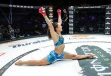 Alejandra Lara Bellator 235