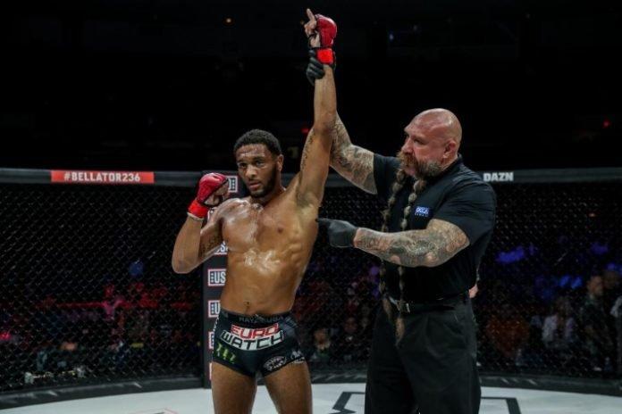 A.J. McKee Bellator MMA