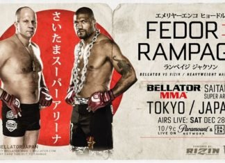 Bellator Japan Powered by RIZIN