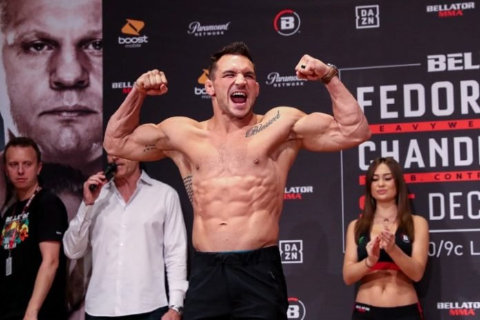 Bellator 237 Michael Chandler