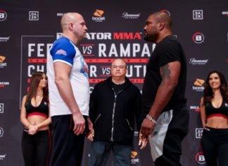 Bellator 237 Fedor Emelianenko Rampage Jackson