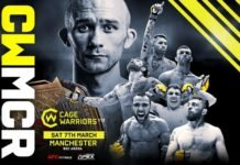 Cage Warriors 112