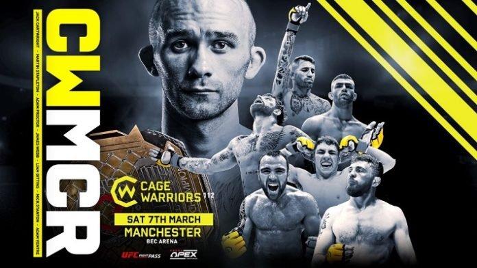 Cage Warriors 112