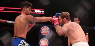 Goiti Yamauchi Ryan Couture Bellator MMA