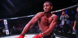 AJ McKee Bellator MMA