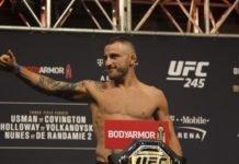 Alexander Volkanovski UFC