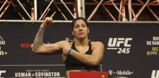 Ketlen Vieira UFC