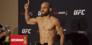 UFC Fight Island 5 Marlon Moraes