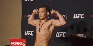 Petr Yan UFC