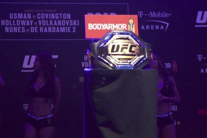 UFC Belt