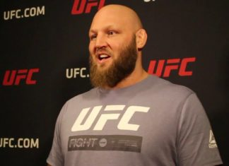 Ben Rothwell UFC