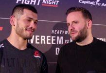 Makhmud Muradov UFC