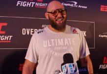 Ben Rothwell UFC DC