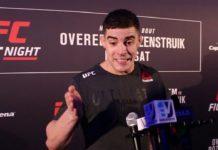 Joe Solecki UFC DC