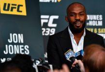 UFC 247 press conference