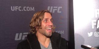 Urijah Faber UFC 245